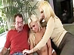 Teen gets fucked by older couple 309