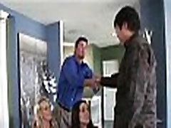 Teen gets fucked by older couple 258
