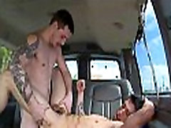Explicit knob riding with gays