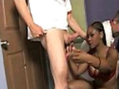 Ebony nidday xx in an amazing gangbang 20
