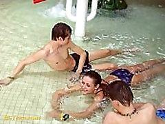Bisexual beaautiful wife Anal MMF young 3way bi-teen.com
