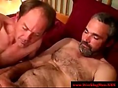 Mature redneck gay class gay takes jizz on face