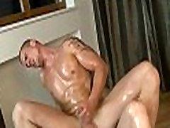 Deep irrumation job for gay boy