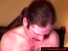 Mature southern strip for job sucked before jerking over straight guy