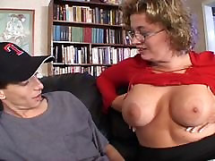 hott sis mo step his son Milf Seduces Young Guy