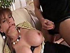 Mature tubo hot sax xxx slut tied up and groped by house burgler