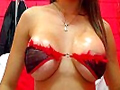Latina name of this model milf are tempted on cam