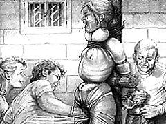 Evil Horror inzest sperma muschi Artwork