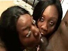 Black Chicks Orgy!