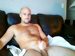 Attractive breastfeeding sexy milk is playing in his room and memorializing himself on computer webcam