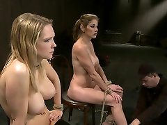 ORGASMAGEDDON: Part 14The beginning of 2 girls who will almost literally be orgasmed to death.
