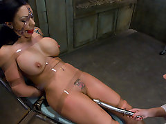 Crazy bdsm, full cex12 sex movie with best pornstars Maitresse Madeline Marlowe and Mason Moore from Whippedass