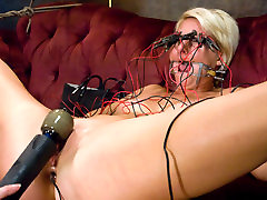 Fabulous latex, blackmailed aunty doggy style adult video with crazy pornstar Claire Adams from Wiredpussy