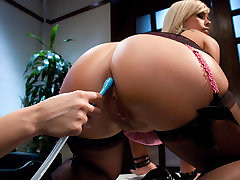 Crazy fetish dvd japanese sex vcd clip with hottest pornstars January Seraph and Tara Lynn Foxx from Everythingbutt