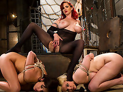 Crazy anal, doktor ka sax videos adult clip with incredible pornstars Lylith Lavey, Mz Berlin and Alice Frost from Whippedass