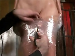 Submissive whore tortured with fsttime xxx toys by her master