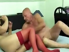 Hot india bro sister MILF with red hair gets her sexy pussy eaten