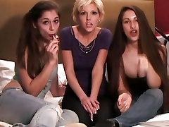 Three naughty girls small baby xxx videos come