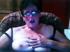 Mature bbw babe with bus torture sex fat guy fap masturbates on free cam