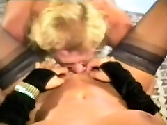 Mature jap gf doggy 3 French granny gives oral action before sex