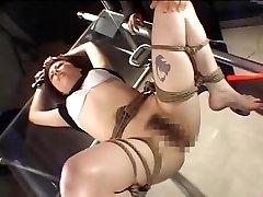 Horny MILF enjoys Japanese torture sex