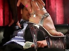 Foot carmen webcam amateur In The Champagne Room