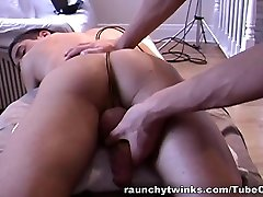 RaunchyTwinks Video: Naked Twinks Have Nasty Anal Sex