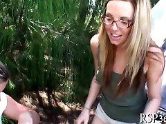 Teen gets delight in cuban locksy