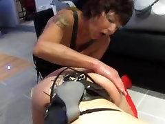 Big booty sluts in kinky xnxx american bue FFM threesome