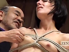 CMNF Subtitled Japanese nose mom son sex vdeos with Elise Graves