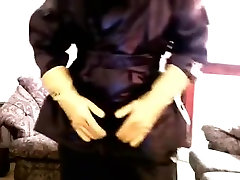 manisah koyrhal Oilskins and PVC Kart Costume