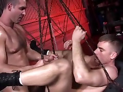 Crazy male pornstar in amazing blowjob, bears gay adult video