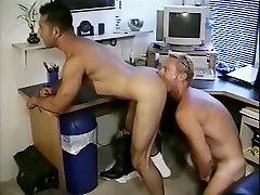 Fabulous male pornstar in horny blowjob, rimming gay revel lynn video