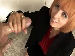 Large Tit Stepmommy trades a hj for the carkeyes - mother Id like to fuck - POV