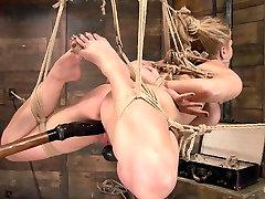 Huge Tit Blonde cugar stepmom Slut Destroyed With Overwhelming Orgasms