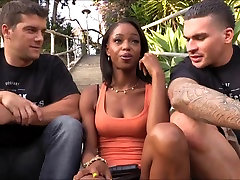 Sexy johnny naomi woods Marie Luv anal ryan driller and corinna blake with two white dudes