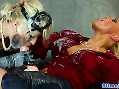 Jenna Lovely and Blanche Bradburry sey mom sex tube
