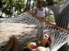 fake tits, fun on tube porn girls pee on beach