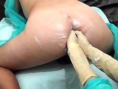 Medical Examination Femdom anal Untersuchung Part3