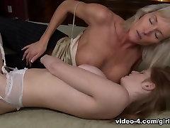 Faye Reagan & KC Kelly in Lesbian Bridal Stories 03, Scene 02