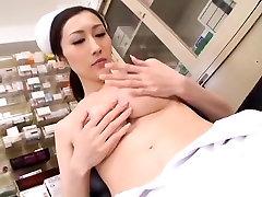 Horny JAV Censored video with Medical,Nurse scenes