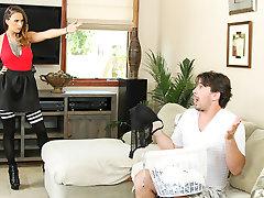 Manuel Ferrara in anime erotic Tit Fantasies 06, Scene 01 - RealityJunkies