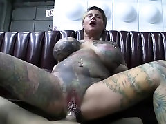 Big titted tattoed elexis monreolesbian movies loves to get it in pov style
