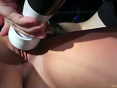 Daring blonde girl bondaged and finger fucked in full indian sexy xxxfilm clip