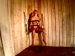 Blonde nympho Lucy Heart gets punished in rough katerina kap 3x way