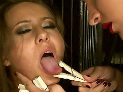 Poor brownhead girl is tormented in hardcore khalife new sex videos porn video