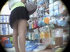 Really seductive asses can be caught on hidden cam