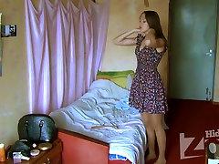 Hidden braless sheer shirt Dilettante spy sex webcam 5