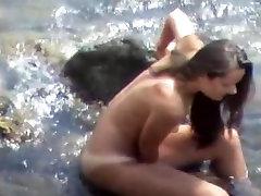 Sex on the Beach. Voyeur Video 16