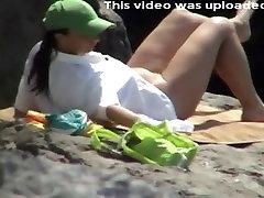 Sex on the Beach. Voyeur Video 2